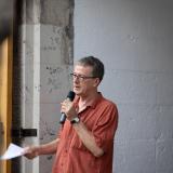 Michael Heidel, Vorsitzender des Trägervereins  – Foto: Philipp Herzog