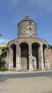 Jugendhaus Tower am Hansaring, Köln