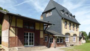 """Landheim """"Alter Bahnhof"""" in Mülheim bei Blankenheim (Eifel)"""