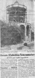 Kölnische Rundschau vom 03.08.1957